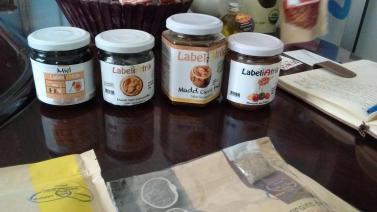 Confitures & miel