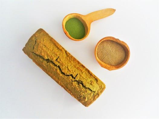 Cake mil & moringa