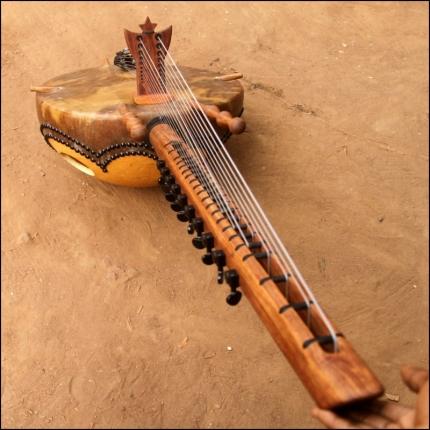 La kora classique (©Baragnouma)