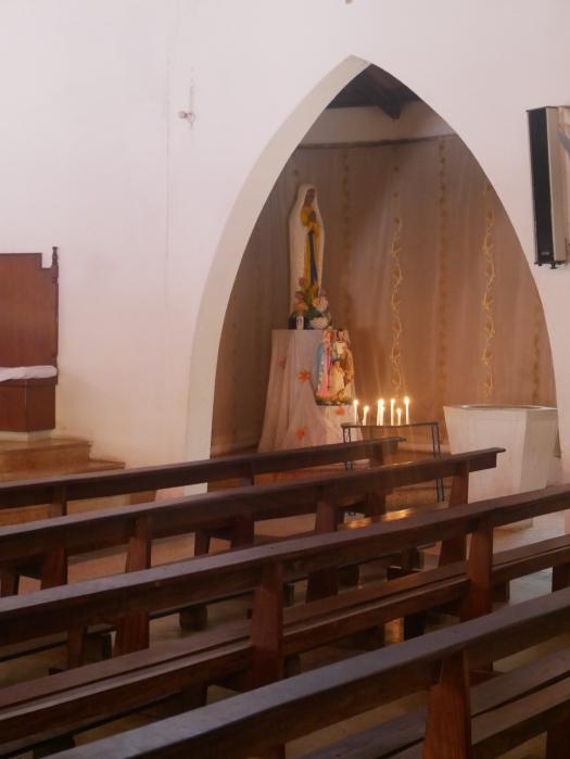 L'église de Mar Lodj