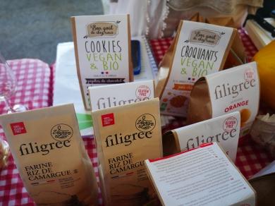 Entre autres présents, Filigree et le Repaire des Cookies