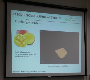 Microtomographie
