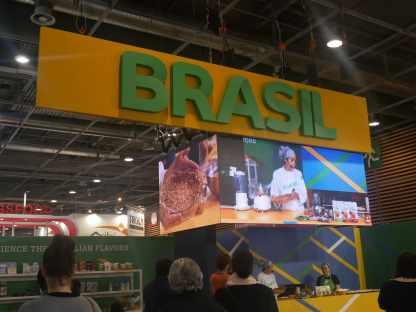 Pavillon Brésil