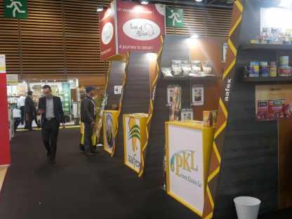 Pavillon Afrique