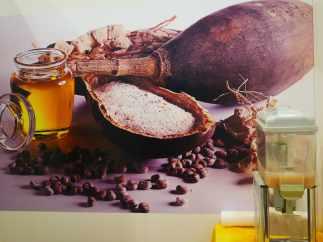 Fruit, pulpe et huile de baobab